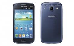 Rò rì thông tin Samsung Galaxy Core hỗ trợ 2 SIM giá 320 EUR