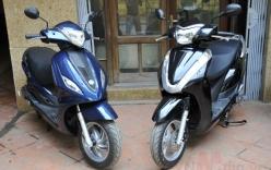 Xe ga 40 triệu: Honda Lead 125 hay Piaggio Fly ?