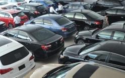 Tăng thuế nhập khẩu ô tô cũ
