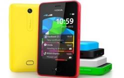Nokia ra điện thoại cảm ứng Asha 501 giá 99 USD