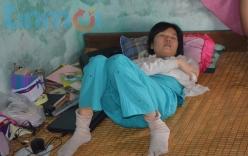 """Nghị lực phi thường của cô giáo """"trường làng"""" bị liệt toàn thân"""