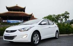 Hyundai Elantra 2013 bị khách hàng Việt chê giá cao