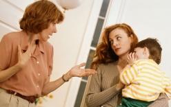 Muôn kiểu mẹ chồng, nàng dâu và chuyện chăm cháu nội