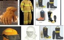 Áo cứu hỏa chuyên dụng của Việt Nam đắt hàng đầu thế giới?