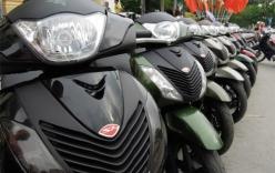 Xe tay ga nhập khẩu bị 'thất sủng' ở Việt Nam