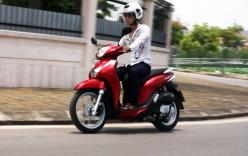 Chạy thử Honda SH mode: Xe nhỏ nhưng 'có võ'