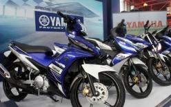 Yamaha ra mắt 5 xe máy phong cách MotoGP