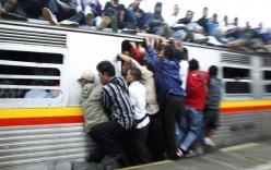 Hình ảnh sửng sốt về sự đông đúc của dân số thế giới
