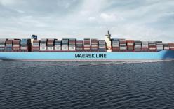 Cùng ngắm con tàu vận tải lớn nhất thế giới sắp ra khơi
