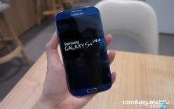 Sắp có Samsung Galaxy S4 LTE-A phiên bản quốc tế?