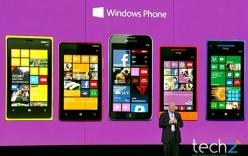 """Microsoft """"méo mặt"""" vì Surface RT, vui vì Windows Phone"""