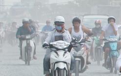Đường bụi mù, người dân dựng vật cản cấm xe lưu thông