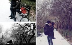 Video Ngọc Quyên bất ngờ khi được cầu hôn