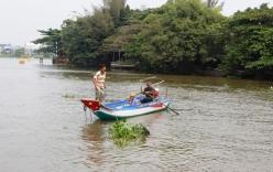 Phát hiện xác chết trên sông Sài Gòn