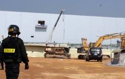 Nhà máy Samsung Thái Nguyên được thắt chặt an ninh