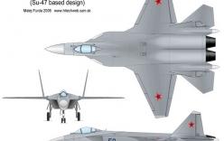 T-50 đã hạ bệ công nghệ tàng hình máy bay chiến đấu của Mỹ