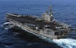 Tại sao Mỹ luôn điều tàu sân bay sát Trung Quốc và Triều Tiên?