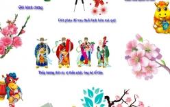 Infographic : Những phong tục tập quán đẹp ngày Tết