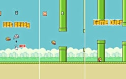 Game Flappy Bird kiếm hơn 1 tỷ đồng mỗi ngày