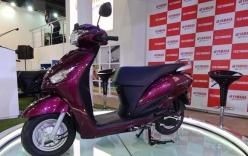 Yamaha ra mắt xe tay ga mới