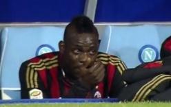 """""""Ngựa chứng"""" Balotelli khóc như mưa vì không ghi bàn trong ngày nhận con gái"""