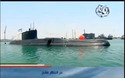 Iran có tàu ngầm mới
