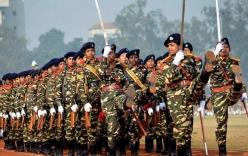 Ấn Độ: Rải chiến binh nữ dọc biên giới chống buôn lậu