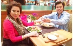 Vũ Hoàng Việt cầu hôn bằng nhẫn kim cương, Yvonne từ chối