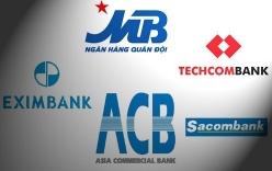 Sốc: Hàng loạt ngân hàng hàng đầu VN báo lỗ