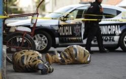 Phát hiện hai xác chết nam không đầu giữa phố
