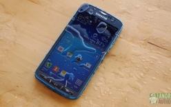 Galaxy S5 sẽ có khả năng chống nước trong 30 phút
