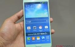 Rò rỉ hình ảnh Galaxy Note 3 Neo giá rẻ màu xanh độc đáo