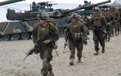 Mỹ-Hàn bắt đầu tập trận mặc Triều Tiên phản đối