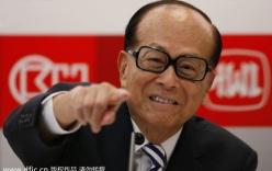 Li Ka-Shing vững ngôi là tỷ phú giàu nhất Trung Quốc