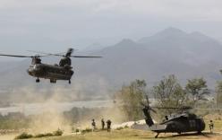 5 bính lính Afghanistan thiệt mạng trong vụ không kích của NATO