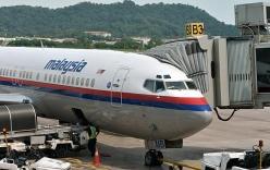 Các dấu mốc trong vụ máy bay Malaysia bị mất tích