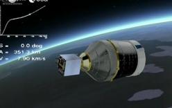 Vệ tinh VNREDSAT-1 chụp ảnh khu vực nghi máy bay mất tích