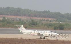 """Máy bay bầu Đức """"lượn lờ"""" ở khu cứu nạn máy bay Malaysia"""