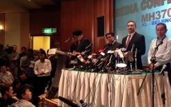 Malaysia bác bỏ một loạt nghi vấn về máy bay mất tích