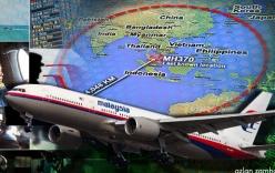 Máy bay Malaysia phát tín hiệu nhiều lần sau khi mất tích