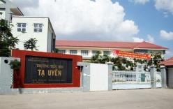 Học sinh lớp 2 bị cô giáo đánh tím đùi