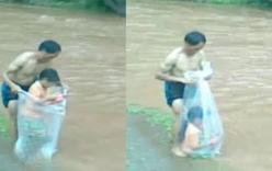 Vụ cô giáo, học sinh chui vào ni lông để … qua sông: Trách nhiệm thuộc về ai?