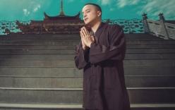 Clip hot: Cao Thái Sơn đi hát nhạc Phật sau khi xuống tóc, quy y