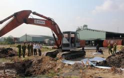 Công ty xử lý chất thải chôn lậu chất thải