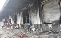 Vụ cháy chợ phố Hiến: Người dân có thể khởi kiện