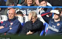 Arsenal thảm bại trước Chelsea: Cái ngưỡng của Wenger…