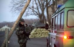 Căng thẳng leo thang tại khu vực biên giới Nga - Ukraine