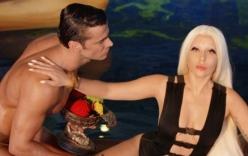 Lady Gaga hở trọn vẹn trong MV sử thi