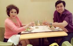 Yvonne Thúy Hoàng diện áo xẻ sâu hớ hênh vòng 1 chia tay Vũ Hoàng Việt