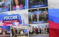 Tòa án Ukraine cấm phát sóng 4 kênh truyền hình Nga